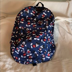 New Disney Mickey Mouse Backpack